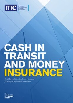 Cash in transit and money insurance